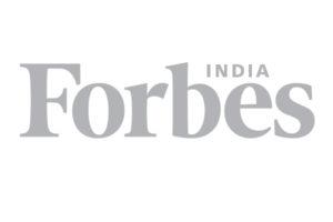 Forbes India logo Our Partnerships & Associates