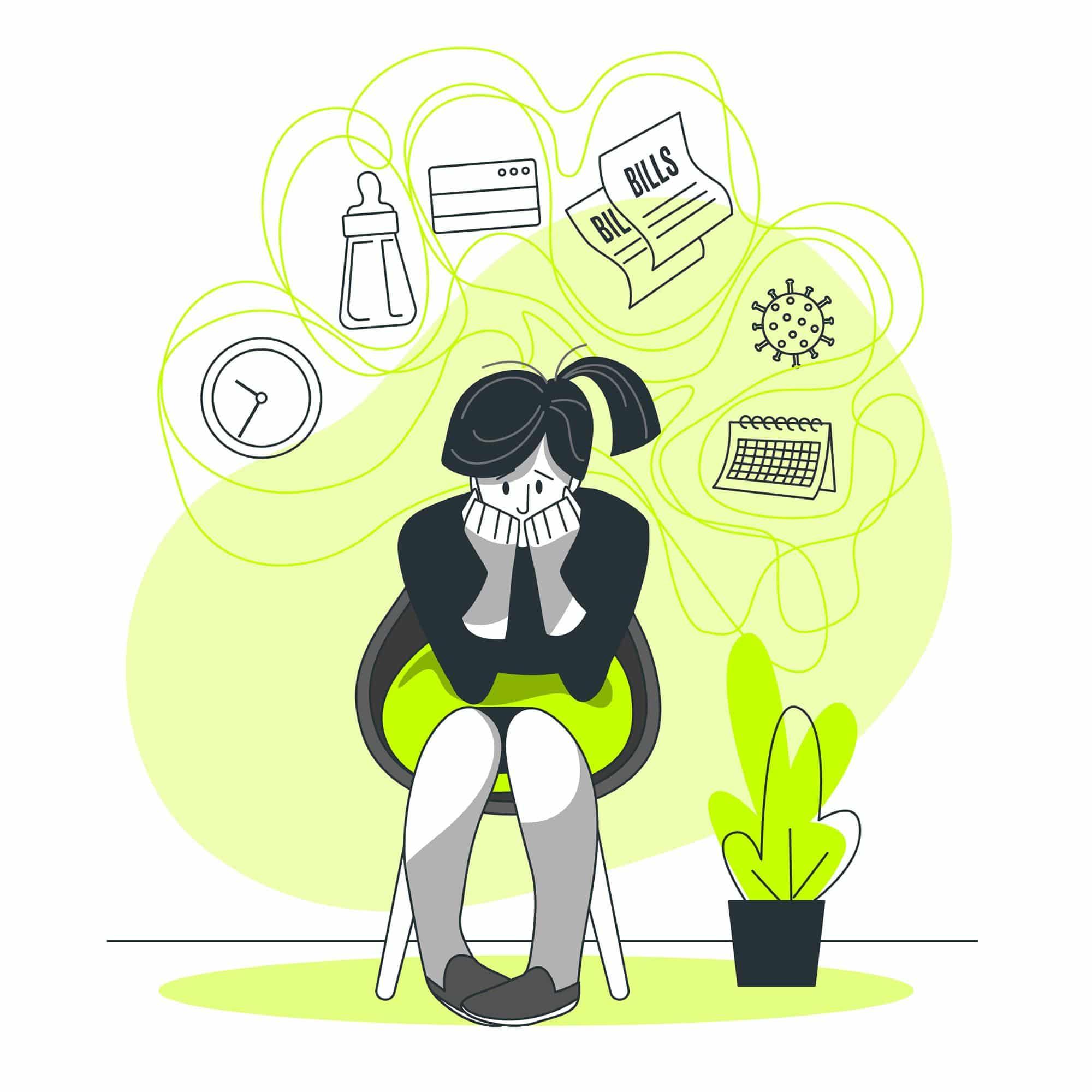 de-stress in covid crisis